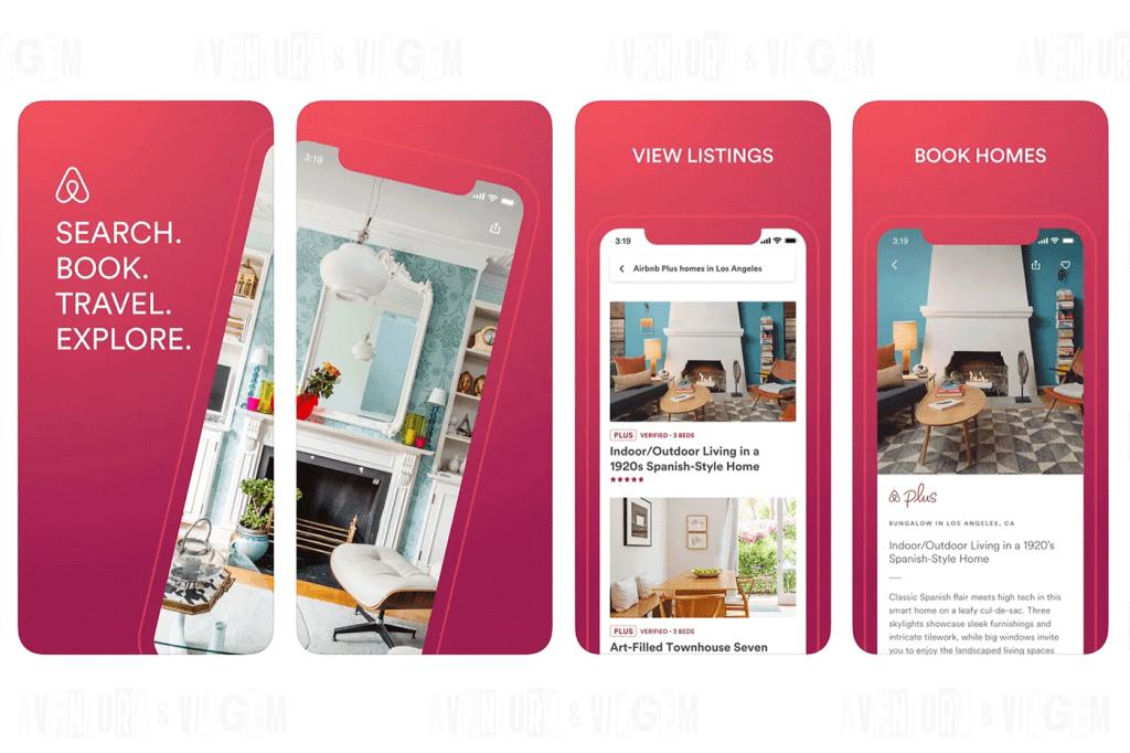 Quer se hospedar numa casa? O Airbnb te ajuda!