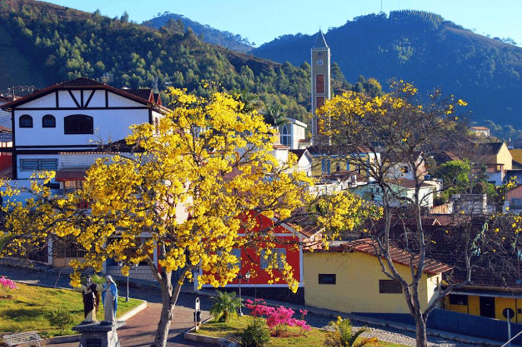 Serra da Mantiqueira Sul de Minas